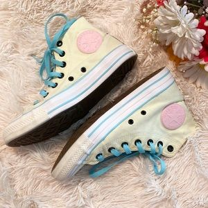Converse Hi-Tops Special Edition Sneakers Sz 8